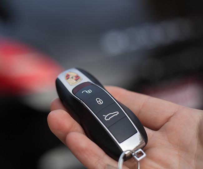 Precedence Porsche